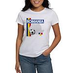 Romania Soccer Women's T-Shirt
