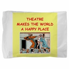 THEATER.png Pillow Sham