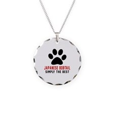 Japanese Bobtail Simply The Necklace