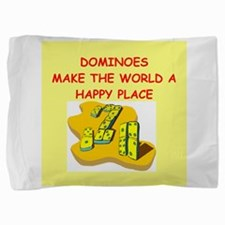 DOMINO.png Pillow Sham