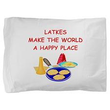 LATKES.png Pillow Sham