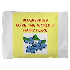 BLUEBERRIES.png Pillow Sham