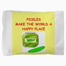 PICKLES.png Pillow Sham