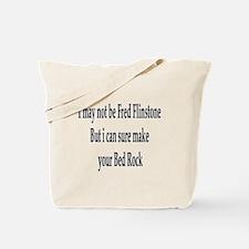 Fred Flinstone Tote Bag