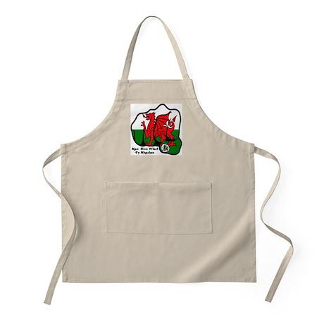 Wales Fist 1881 BBQ Apron