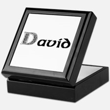 David Keepsake Box