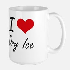 I love Dry Ice Mugs