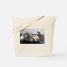 Unique Spider kid Tote Bag