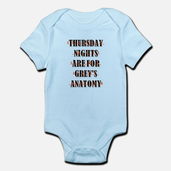 THURSDAY NIGHTS Body Suit