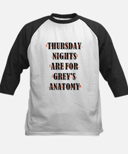 THURSDAY NIGHTS Baseball Jersey