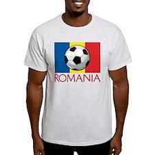 Romanian Soccer (2) T-Shirt