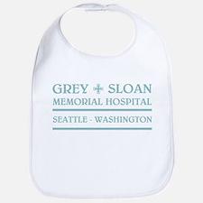 GREY SLOAN Bib