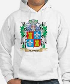 Alonso Coat of Arms - Family Cre Hoodie