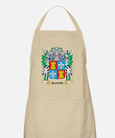 Alonso Coat of Arms - Family Crest Apron
