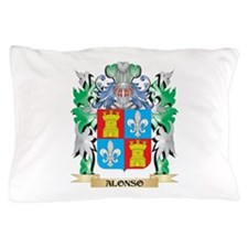 Alonso Coat of Arms - Family Crest Pillow Case