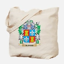 Alonso Coat of Arms - Family Crest Tote Bag