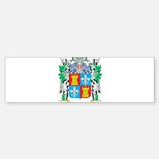 Alonzo Coat of Arms - Family Crest Bumper Bumper Bumper Sticker