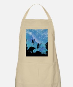 Wonderful fairy silhouette Apron