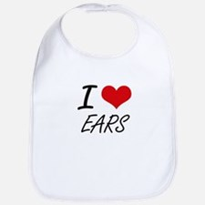 I love EARS Bib