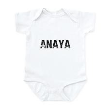 Anaya Infant Bodysuit