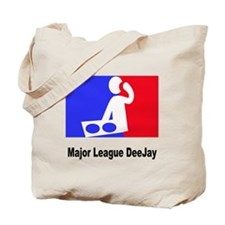 Major League Deejay Tote Bag