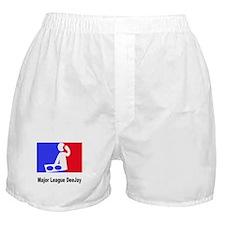 Major League Deejay Boxer Shorts