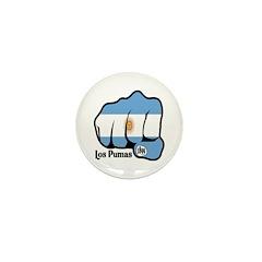 Argentina Fist 1899 Mini Button (100 pack)
