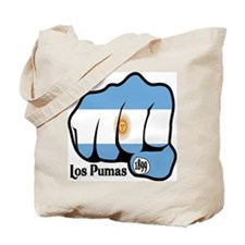 Argentina Fist 1899 Tote Bag