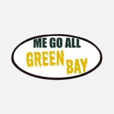 Green Bay Football Patch