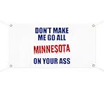 Minnesota Baseball Banner