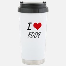 I love EDDY Stainless Steel Travel Mug