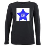 star-billy.png Plus Size Long Sleeve Tee