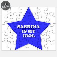 star-sabrina.png Puzzle