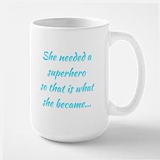 SUPERHERO Large Mug