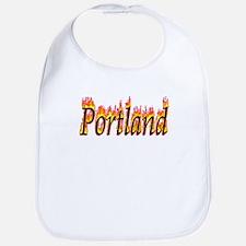 Portland Flame Bib