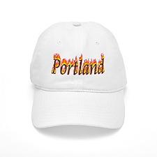 Portland Flame Baseball Baseball Cap