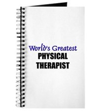 Worlds Greatest PHYSICAL THERAPIST Journal
