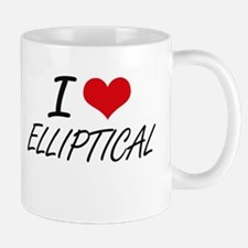 I love ELLIPTICAL Mugs
