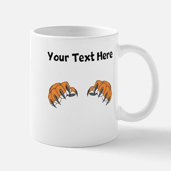 Cougar Claws Mugs