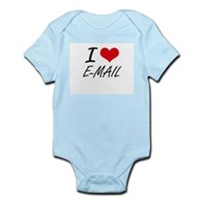 I love E-MAIL Body Suit