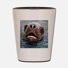 amazing Animal Shot Glass
