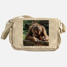 amazing Animal Messenger Bag