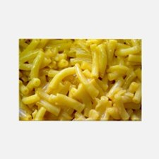 Macaroni And Cheese Rectangle Magnet