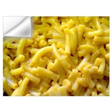 Macaroni And Cheese Wall Decal