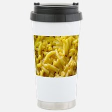 Macaroni And Cheese Stainless Steel Travel Mug