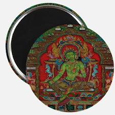 The Green Tara Magnet