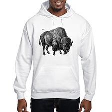 Bison (Front) Hoodie