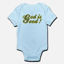 GOD IS GOOD Infant Bodysuit