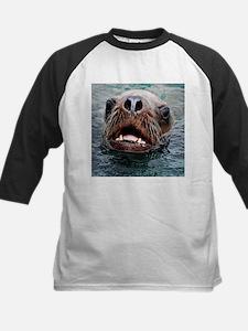 amazing Animal-sea lion Baseball Jersey