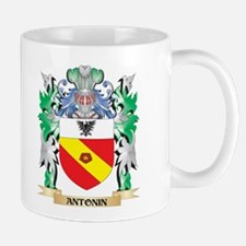 Antonin Coat of Arms - Family Crest Mugs